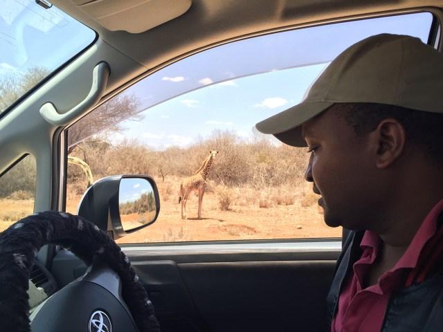 ケニアのタクシー運転手が語る「良い客」と「悪い客」とは / カンバ通信:第15回