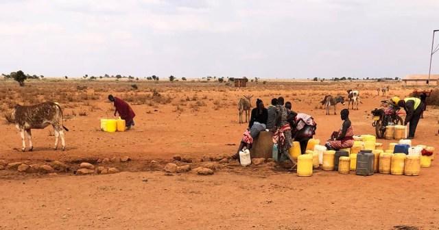 昔は「雨が降らないから水不足」だったのに、今は「晴れないから水不足」になっている / マサイ通信:第396回