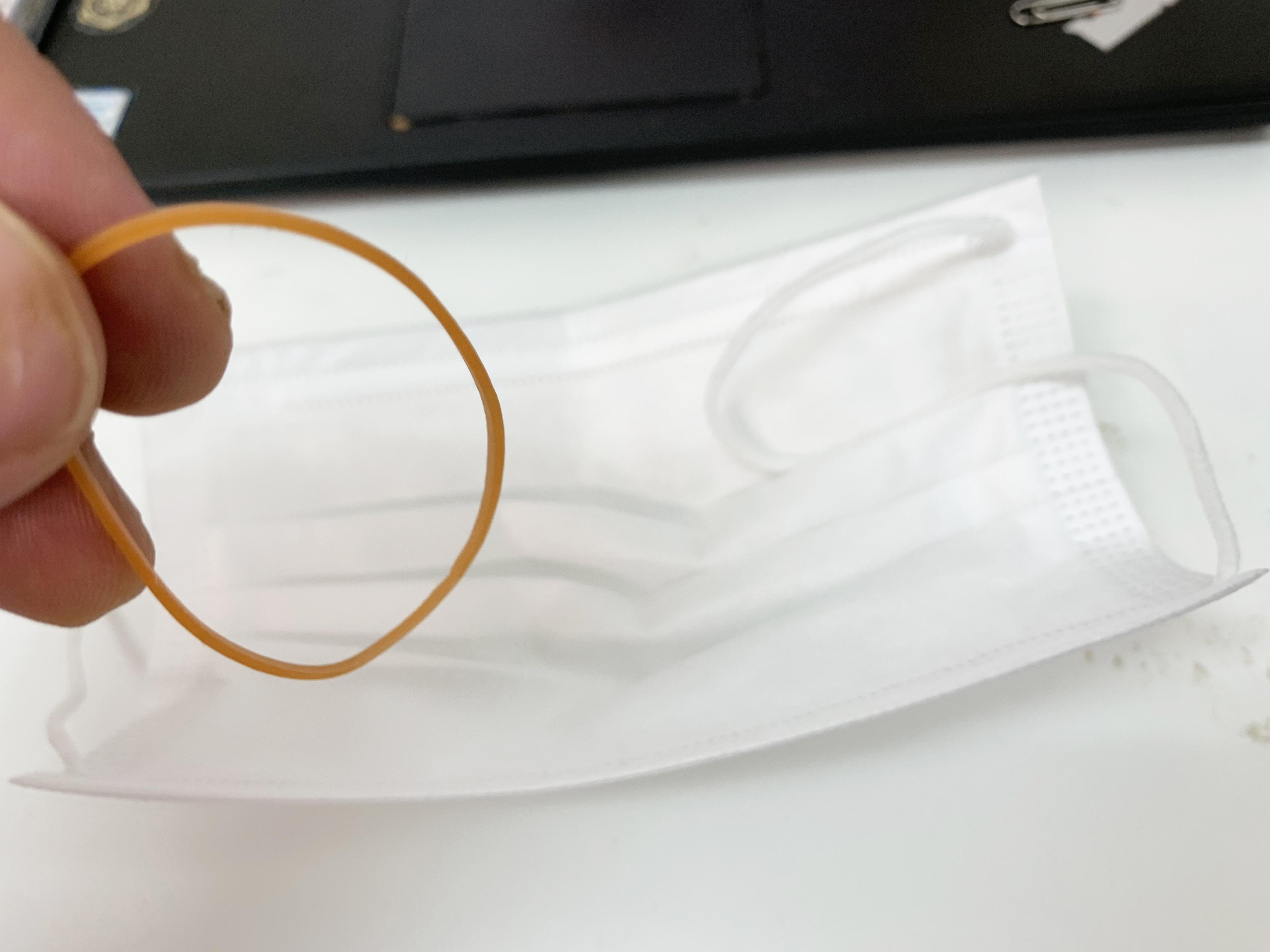 ひも ない マスク 痛く マスクのゴムが痛くない対策・マスクフック代用クリップなどで痛いを解決