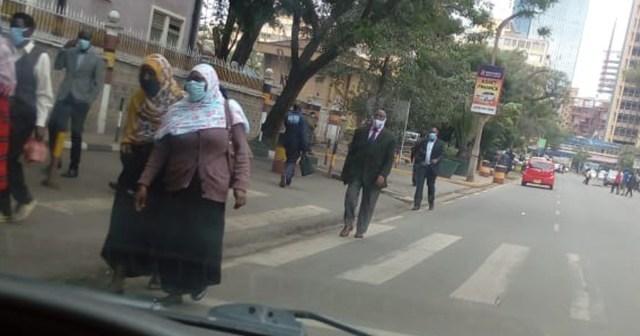 【密着】ケニア・ナイロビのタクシー運転手が車内から見たナイロビの1日 / カンバ通信:第18回