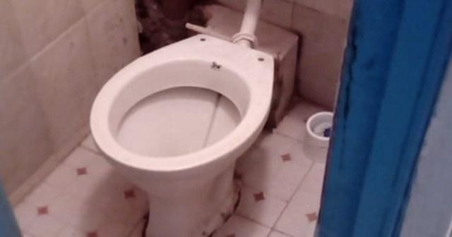 ケニアとか海外によくある「便座がないトイレ」を女性はどのように使うのかをケニア人に聞いてみたら衝撃の答えが…!! カンバ通信:第14回