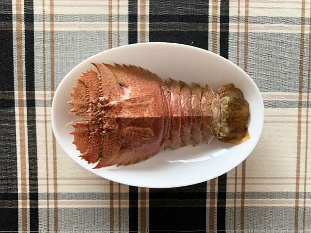 伊勢海老よりウマイと言われる幻のエビ「ウチワエビ」を食べてみた / あるいは初めて生き物を絞めた話