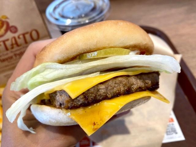【ナメてた】ほぼ半額の「ウェンディーズバーガーUSAセット」に感動! 500円で食べられるのは8月10日まで!!