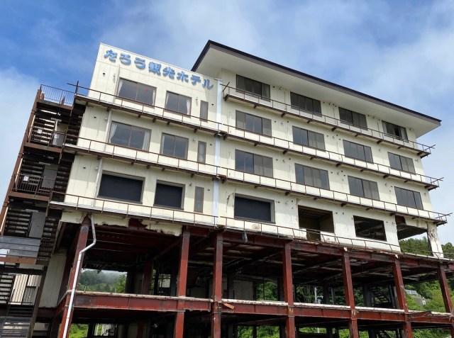 【防災の日】震災遺構「たろう観光ホテル」を訪ねる / 大津波に襲われた町はいま
