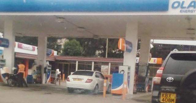 ケニアのガソリンスタンドとガソリン価格はどんな感じ? カンバ通信:第25回