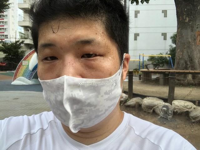 【ガチなヤツ】マスク専門店のコンシェルジュに「自分に合うマスクを下さい」と言ったら…アスリートも愛用するという商品を教えてくれた