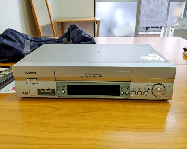 TSUTAYA SHIBUYAがビデオテープのレンタル開始! その数なんと約6000本!! デッキもレンタルしているぞ~!