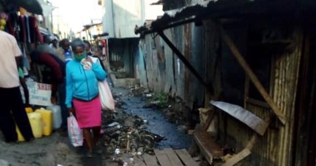 ナイロビ最大級スラムのなかでも比較的安全な「ムクルクワエンジェンガ」に行ってみた / カンバ通信:第27回