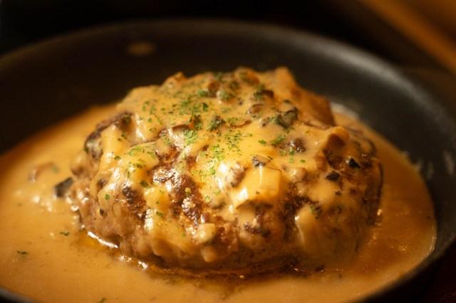 トリュフを食べたことの無いおっさんが、松屋の店舗限定『黒トリュフソースのビーフハンバーグ定食』を食べてみた結果