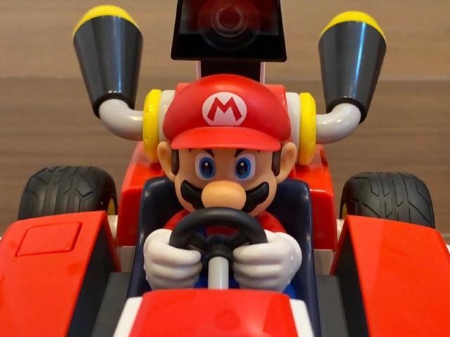 【プレイレポ】『マリオカート ライブ ホームサーキット』がリアルとゲームの境界を取っ払う! 衝撃の初プレイ感想