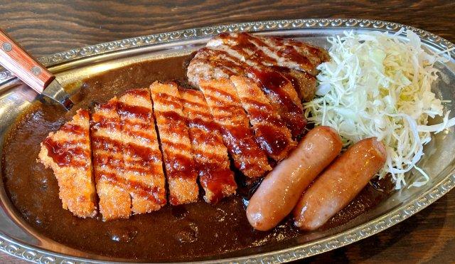 金沢カレーの元祖「ターバンカレー」が東京進出! ゴーゴーカレーと違うのか? 実際に食べてみた!!