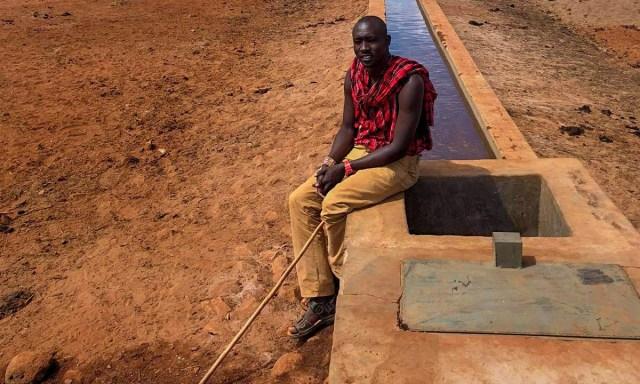 ケニア政府が新しい貯水タンクを作ってくれたよ! ただし… / マサイ通信:第420回