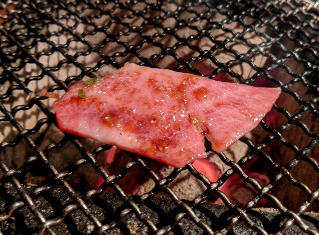 「じゅう兵衛はらみ堂」で舟盛り焼肉ランチ(松:2500円)を頼んだら、大変厳かな焼肉になったでござる!