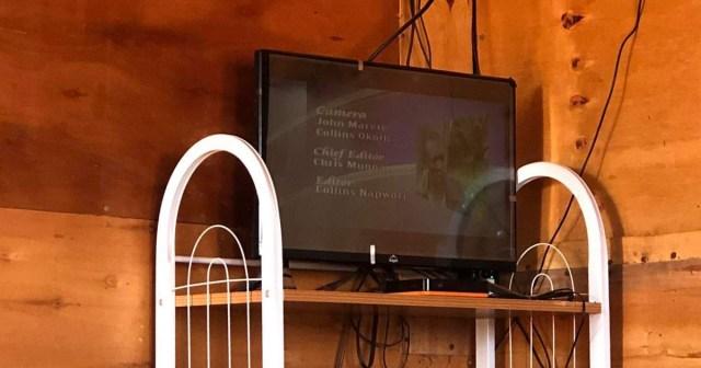 宇宙からのパワーによってマサイ族はテレビを見る / マサイ通信:第421回