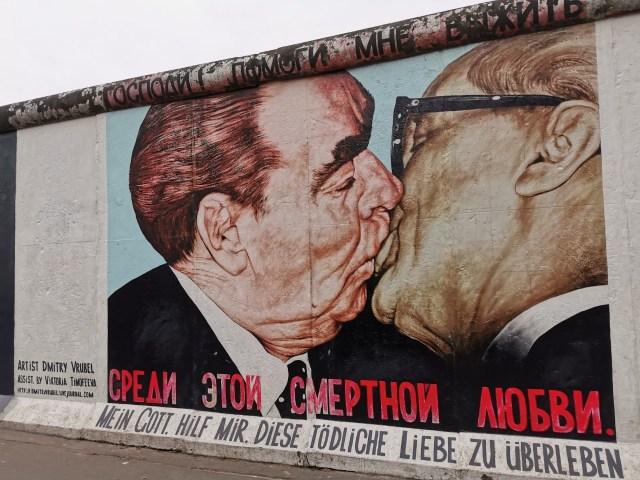 ベルリンの壁崩壊から30年 … 普通の日本人が現地へ行ってみて感じたこと / 今日は『ドイツ・運命の日』