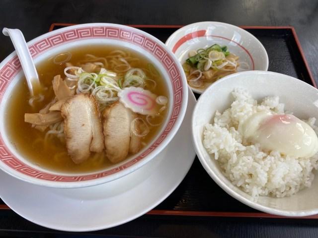 知ってた? 幸楽苑にはお粥やラーメンの朝メニューがある! 福島の「朝ラー」 文化を体現!!