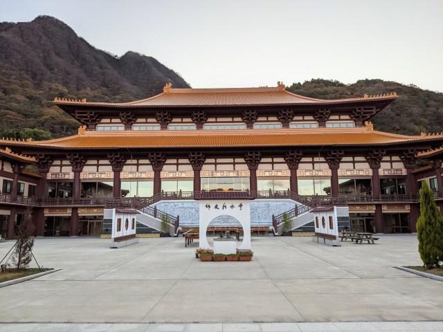 【群馬】伊香保の超巨大寺院で台湾グルメが堪能できるってマジかよ / 念願のタピオカデビューを果たしてきた!