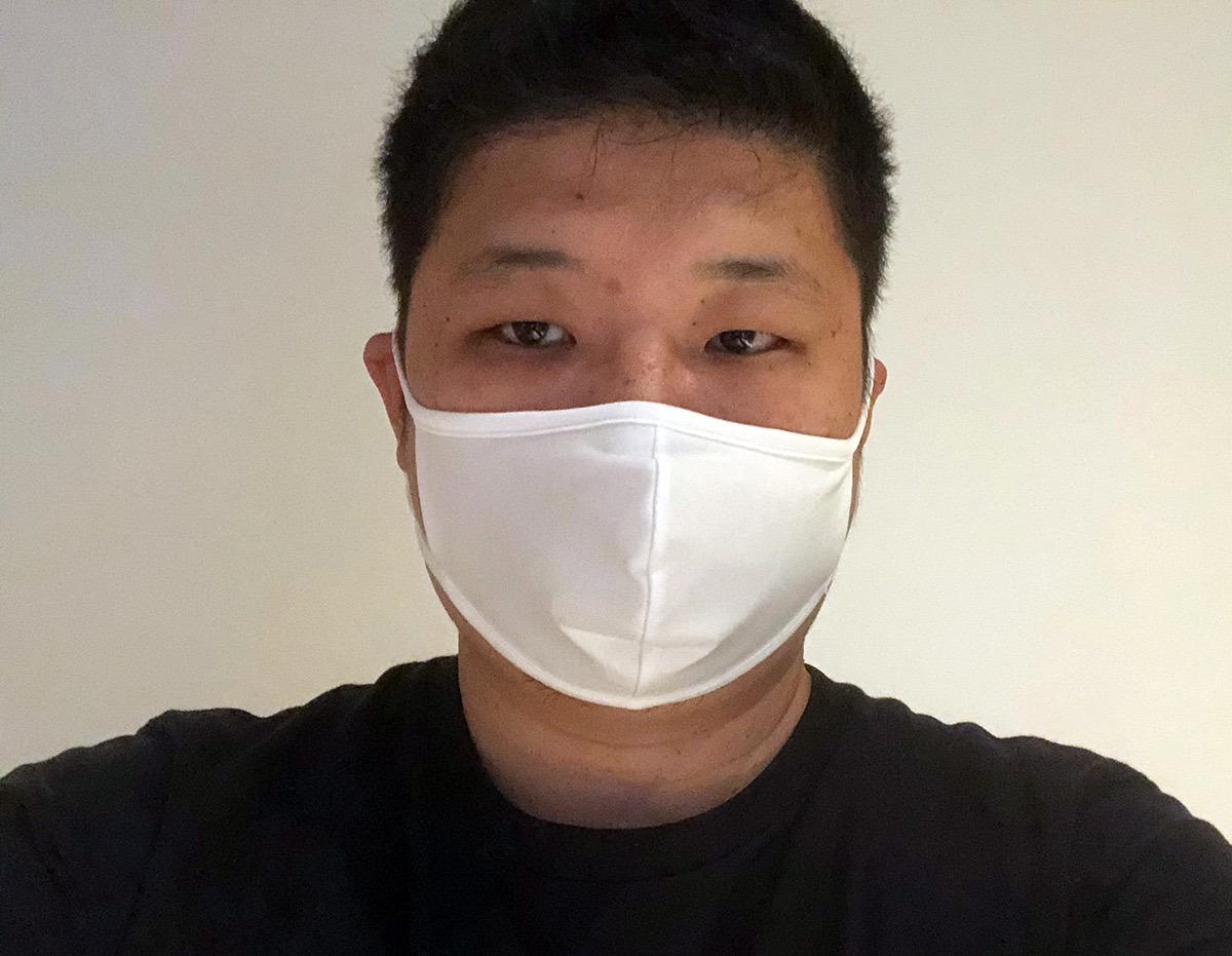 マスク ジーユー
