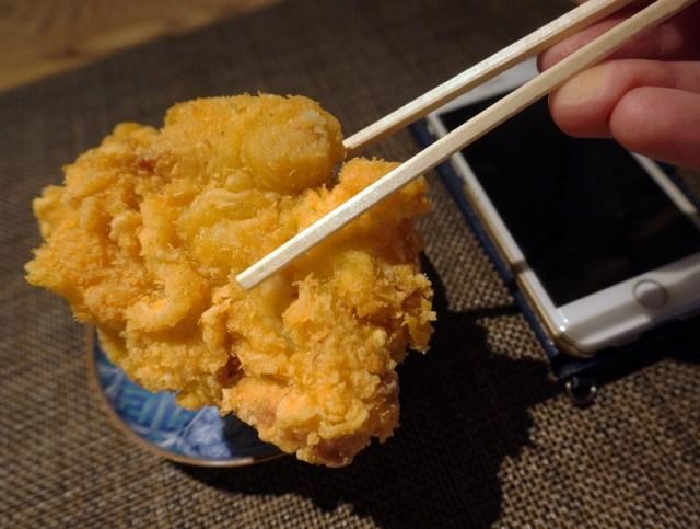 大阪王将、唐揚げをデカくしすぎてKFCのオリジナルチキンを越えてしまう / 重さの差は…