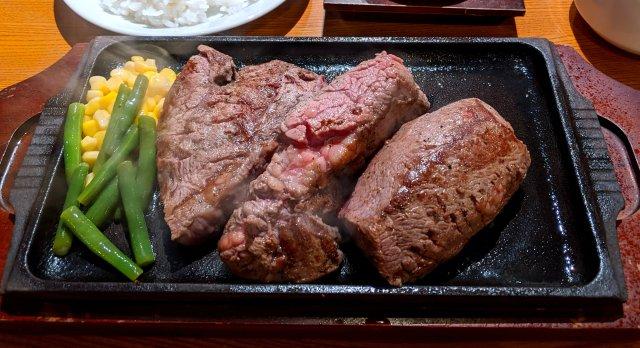 【猪突猛進】大阪発祥のステーキ店「ステーキリバーべ」に行ってみた!! 短期間で急速に店舗拡大中