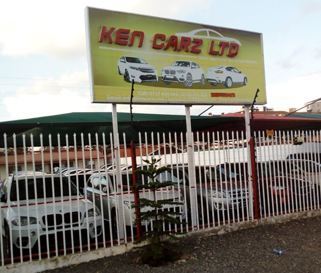 ナイロビにある「たぶんオーナーが日本人の車屋さん」に行ってみた! カンバ通信:第45回