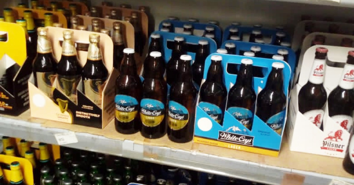 ケニアのタクシー運転手がオススメするケニアのビールとお酒事情 / カンバ通信:第49回