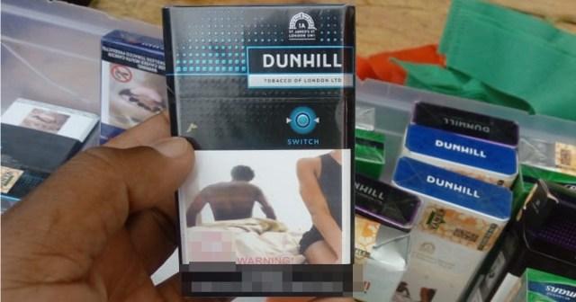 【男性喫煙者必見】ケニアで売ってるタバコの警告表示がヤバイ / カンバ通信:第43回