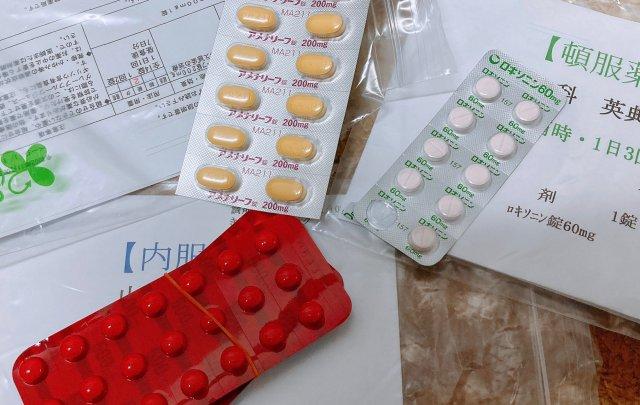 処方された薬の内容を見て、別の病院にかかることを勧めてくれた薬剤師さんの話