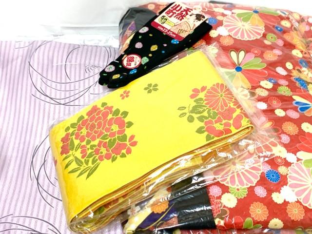 【福袋2021】京都きもの小町「はんてん&着物コーディネート福袋」でお家時間の気分がアガった!