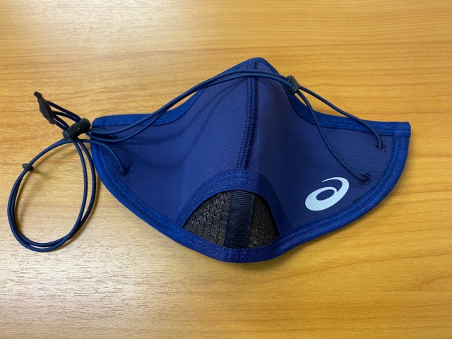 マスク1つが4180円…!! アシックスのスポーツマスクがちょっと高いけど酸素をモロに感じる快適さ