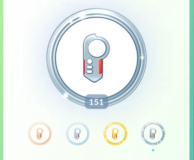 【ポケモンGO】目指せプラチナメダル!「コイキング」と「コラッタ」のメダルを効率よくランクアップさせる方法