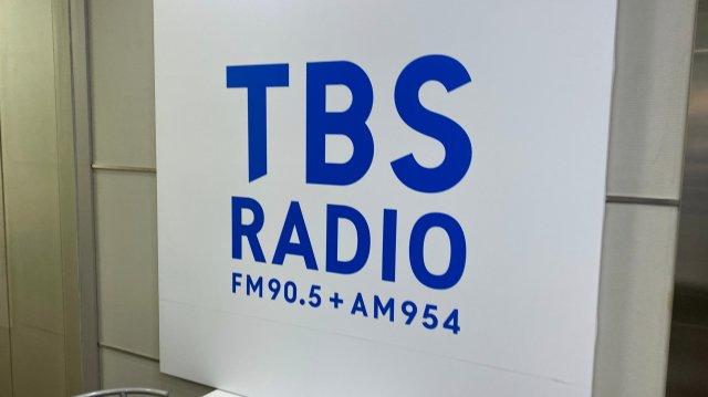 """TBSラジオで安住紳一郎さんと再び生共演! ゲストに招いてくれた理由を尋ねたら """"神"""" すぎて泣きそうになった……"""