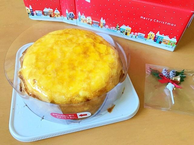 【衝撃】ドトールのクリスマスケーキがヤバイ! まさかの「ミルクレープ」ホール売りで一部ファン歓喜!!