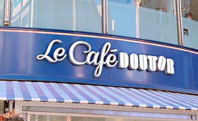全国唯一の激レアなドトール! 「ルカフェ ドトール」は「エクセルシオール カフェ」のメニューを楽しめるぞ! 東京・銀座
