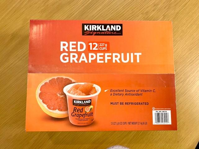 【入手困難】コストコで1番売ってない「レッドグレープフルーツ」が感動的なウマさ / コストコの全商品で最強説