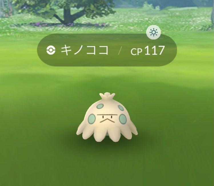 【ポケモンGO】キノココのスポットライトアワーが激アツすぎる理由
