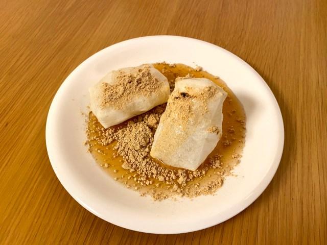 【禁断のレシピ】ボディビルダー直伝! 餅にメイプルシロップをドバドバかけて食べると激ウマ