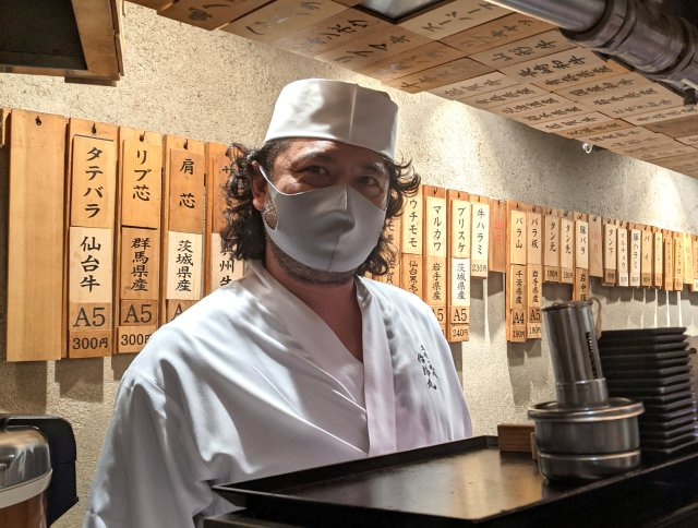 再び緊急事態宣言! 焼肉店(新宿・歌舞伎町)を営む元プロ野球選手に現在の心境を尋ねた 「少しでもよかったことを……」