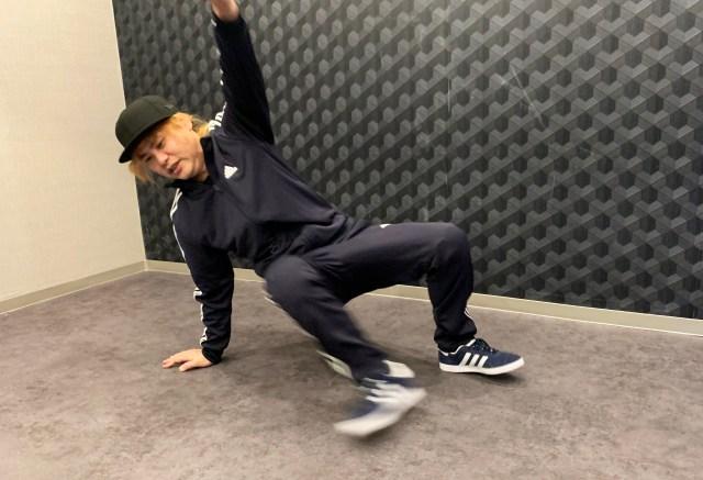 【検証開始】運動音痴のオッサンが3カ月で「ブレイクダンス」をマスターできるか?