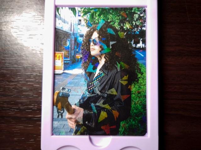 雑誌『ぷっちぐみ』の「なんでもホロキラカードになっちゃう☆」なふろくで写真をホロ化 → 試して得た、推しを守るための教訓