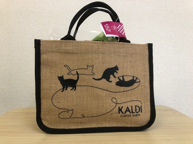 【大人気】カルディの「ネコの日バッグ」を生まれて初めて買って感じたこと → 内田百閒ならブチギレるね