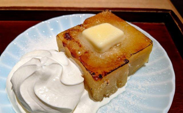 プロントの和カフェの『芋ようかん和三盆ブリュレ』が猛烈にウマい!! プロントの秘めたる底力を見せつけられた!