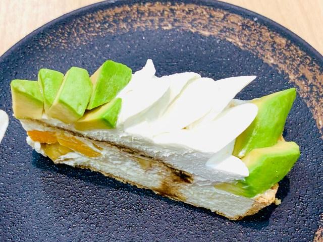 【期間限定】カフェコムサの「アボカドのティラミスケーキ」をアボカド好きに問答無用でオススメしたい