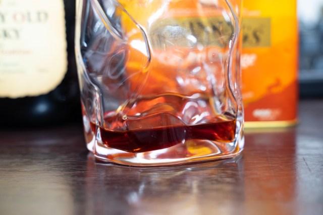 【酒】全ての「お茶割り」を過去のものにしかねない神のスタイル / ウィスキーで直に出した紅茶が最高に美味かった