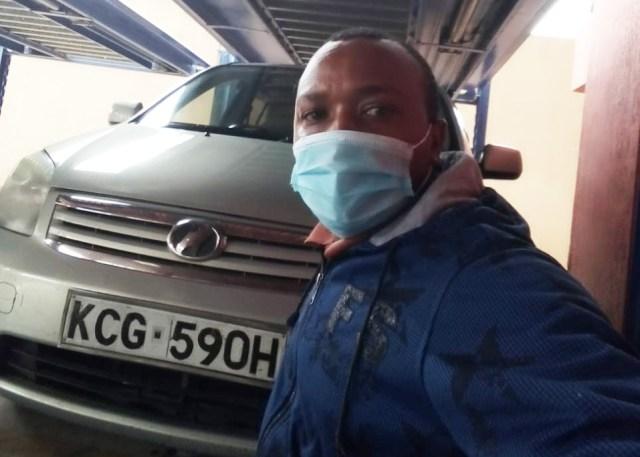 【収入大公開】コロナ「第3波」中にあるケニアのタクシー運転手に聞いた最近の稼ぎは? カンバ通信:第70回