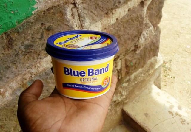 ケニアで一番うまいマーガリンつったら、やっぱコレ(Blue Band)でしょ! ケニアのタクシー運転手が教える美味しい食べ方 / カンバ通信:第72回