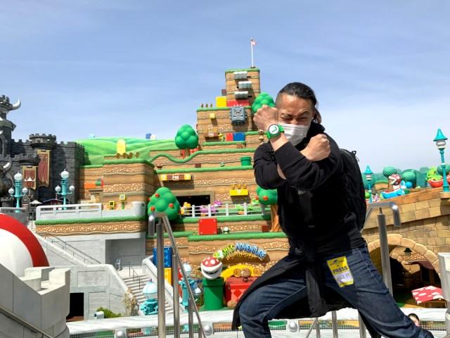 【USJ】ついに「スーパー・ニンテンドー・ワールド」グランドオープン! 一足先に遊んだら最高すぎたァァアアア!!