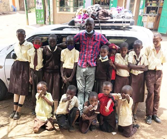 オレがサポートしている21人の子供たち / マサイ通信:第464回