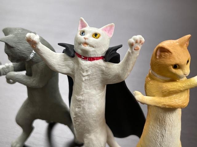 【カプセルトイ】イタすぎる中二病のニャンコ「厨二猫」登場! 汝その眼を開いて見届けよ…