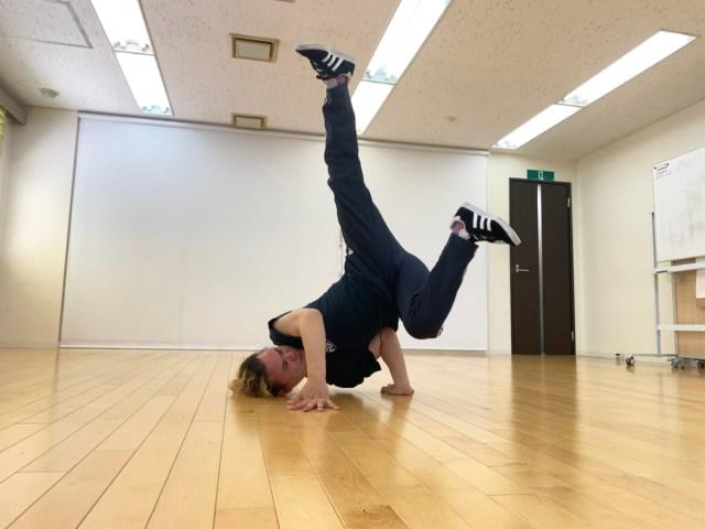 【検証】運動音痴のオッサンが3カ月ガチで「ブレイクダンス」を練習した結果……